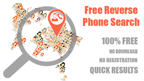 Free Reverse Phone Search through Free Lookup