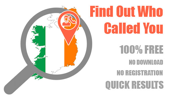 find a phone number in ireland