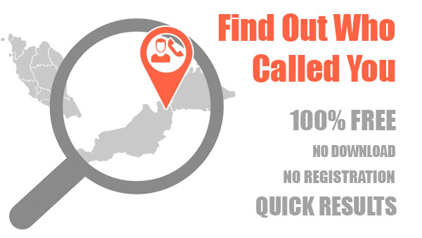 Reverse phone lookup in Malaysia through Free Lookup